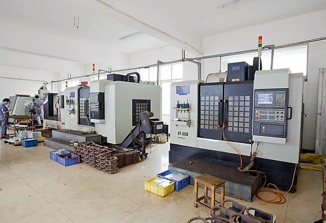 Centro de Mecanizado CNC2