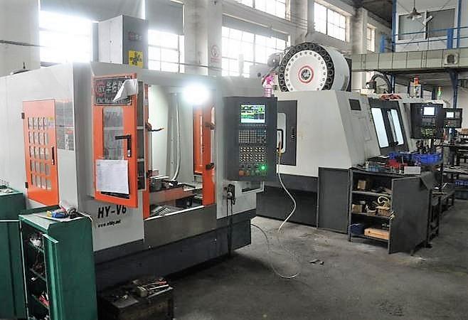 Centro de Mecanizado CNC5