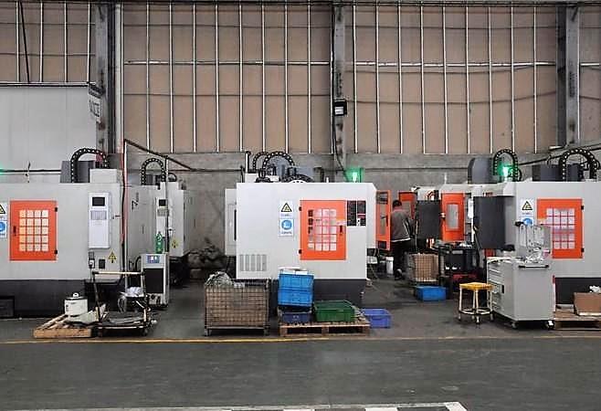 Centro de Mecanizado CNC6